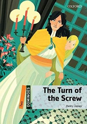 The Turn of the Screw Oxford Dominoes novelas inglés adolescentes