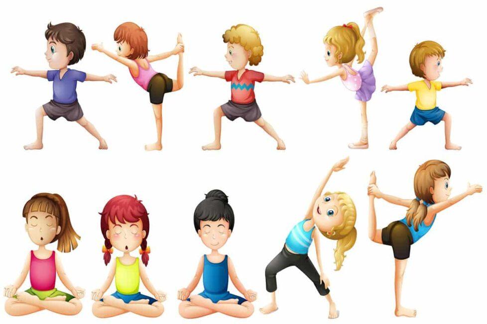 aplicaciones yoga niños