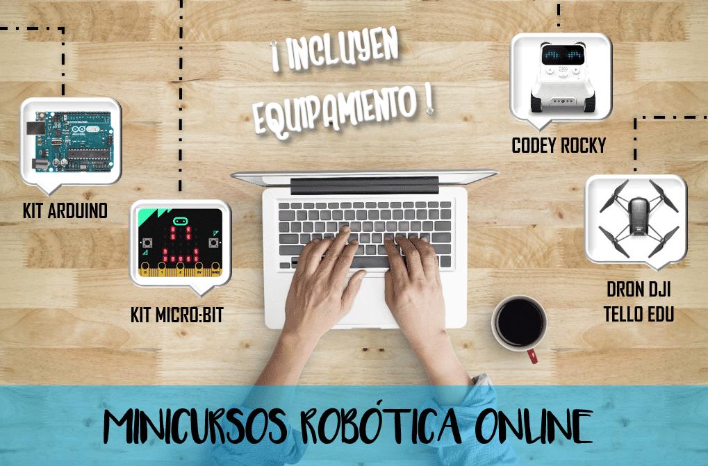 Asociación Didáctica: formación docente en  metodologías activas y robótica.