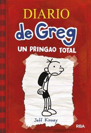 Diario de Greg sagas infantiles