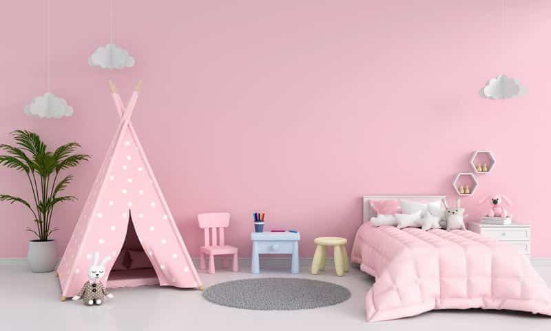 Un dormitorio adecuado y adaptado a sus necesidades. Cómo aplicar el método Montessori en familia.