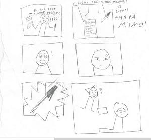 Curso comic