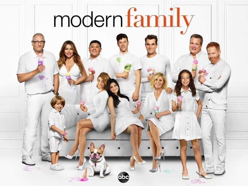 Modern Family Serie americana
