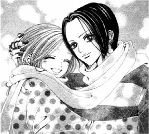 Nana Manga para adolescentes