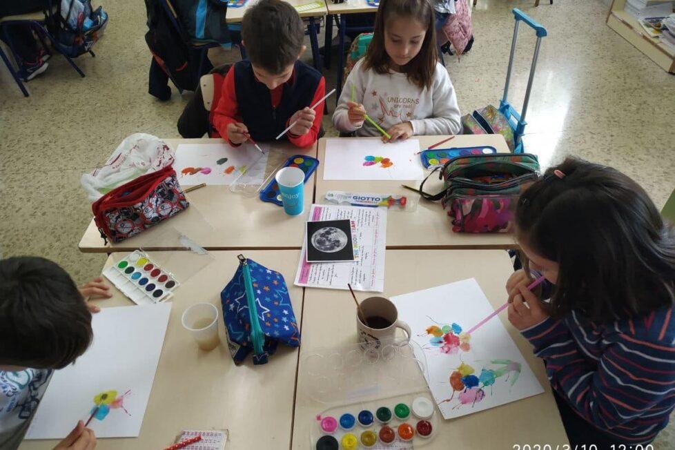Arts and crafts educación plástica en inglés