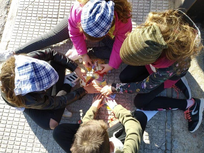 Emociones actividad cooperativa emociones educación