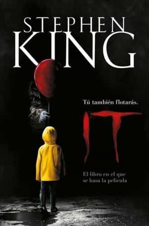 It de Stephen King novelas de miedo