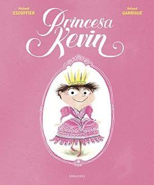 Princesa Kevin cuentos diversidad sexual