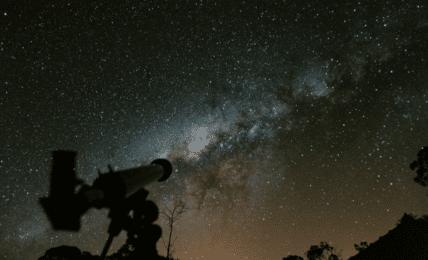 Telescopios para descubrir el espacio