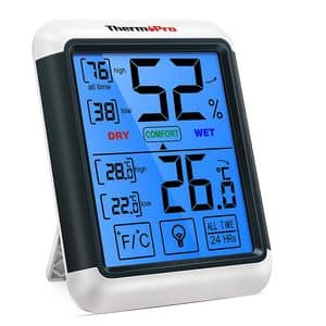 ThermoPro TP55  estaciones meteorológicas
