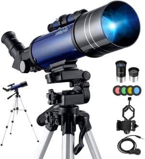 Bebang Maxlaptor telescopios