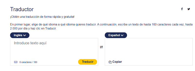 Cambridge  traductores ingles español