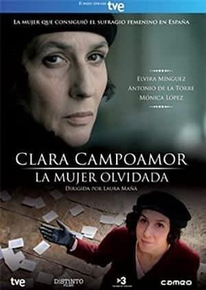 Clara Campoamor. La mujer olvidada. Enseñar feminismo en secundaria