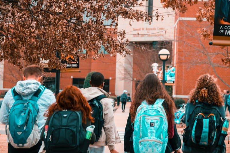 coeducación estudiantes