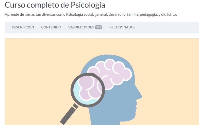 Curso completo de psicología