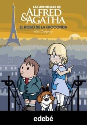 Agatha y Alfred 8. El robo de la Gioconda