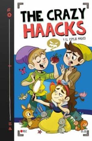 The Crazy Haaks y el espejo mágico (5) sagas juveniles misterio