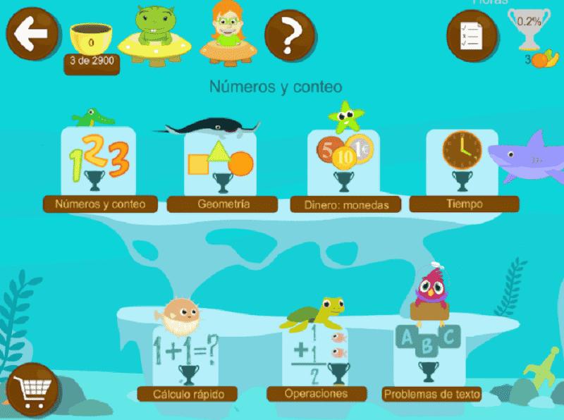 Las mejores aplicaciones para aprender y repasar Matemáticas