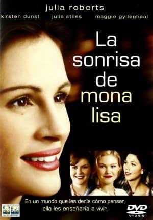 La sonrisa de Mona Lisa. Julia Roberts.