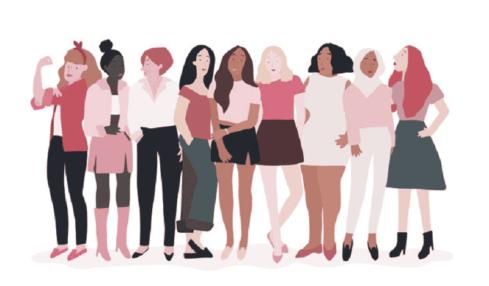 Mujeres diversas