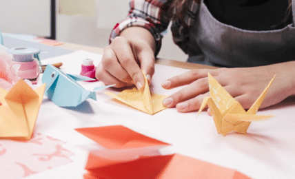 Origami en familia