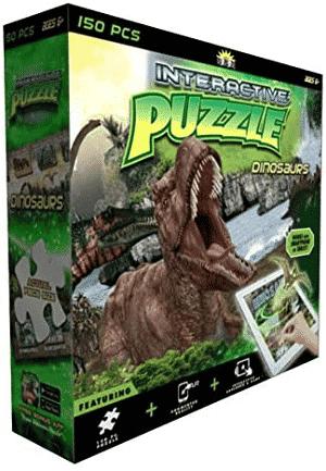Puzles de realidad aumentada DE dinosaurios