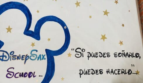 Disney Sax School