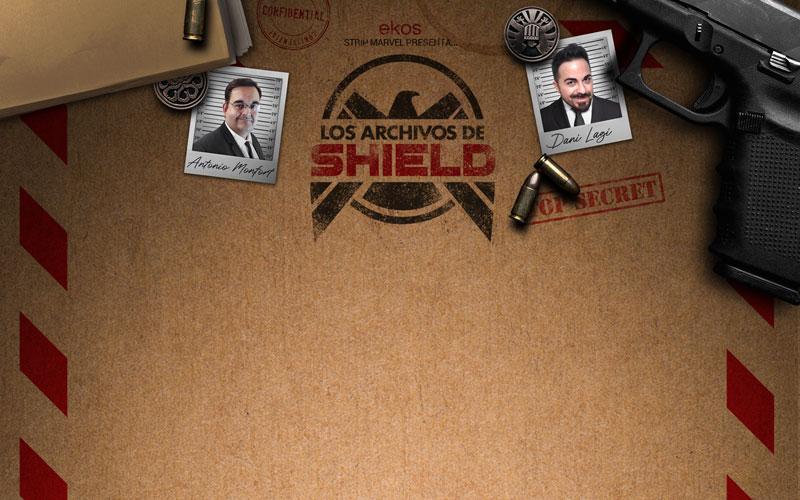 Los archivos de Shield
