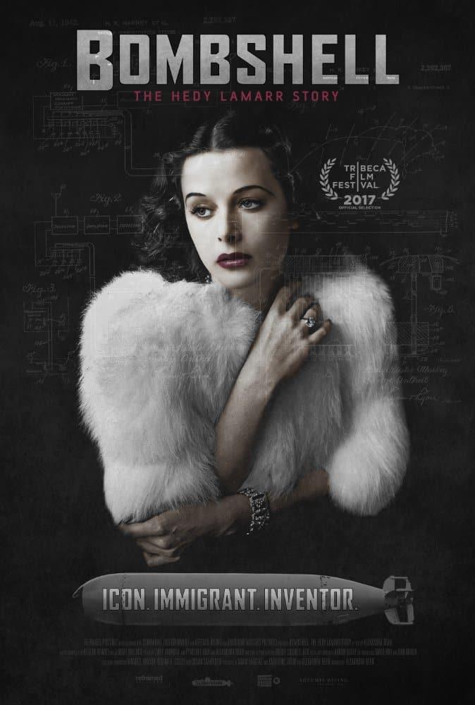 Documental 'Bombshell' sobre la vida de Hedy Lamarr