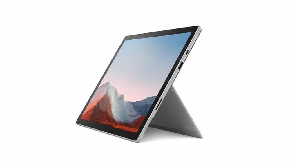 Equipo convertible Microsoft Surface Pro 7+