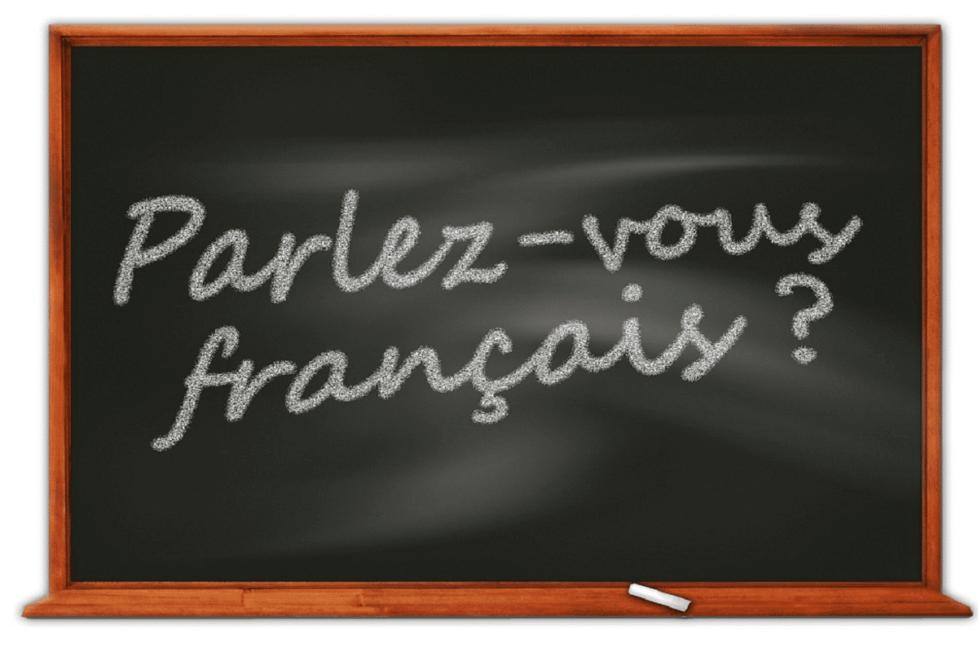 repaso verbos francés