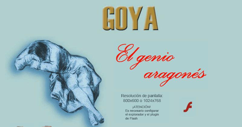 Goya el genio aragonés