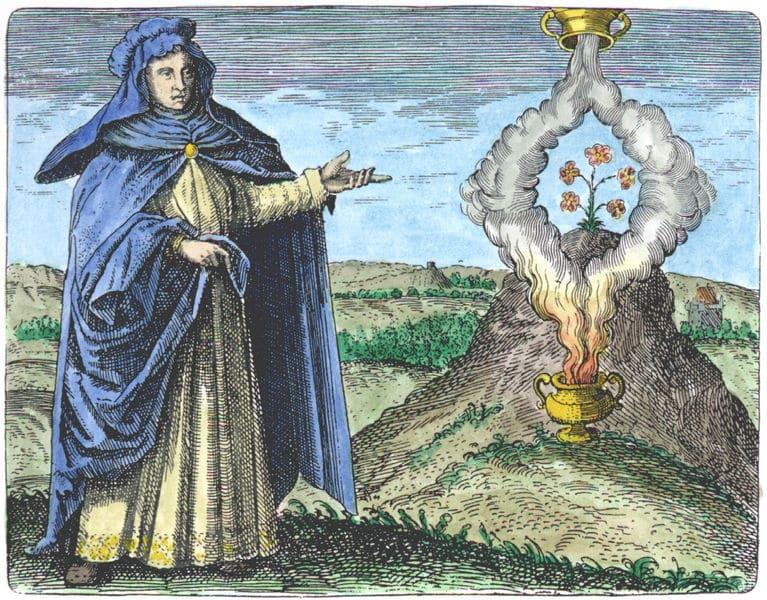 María la Hebrea, ausencia de mujeres referentes en los libros