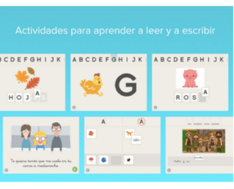 MYABC Kit apps para aprender a leer