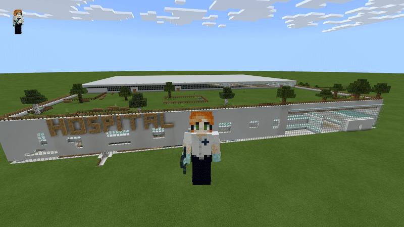 Mincraft hospital