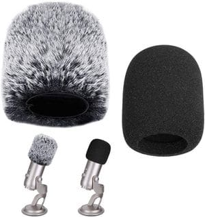Protectores de micrófono