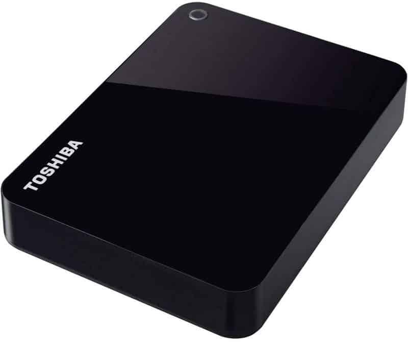 Toshiba Canvio Advance discos duros portátiles