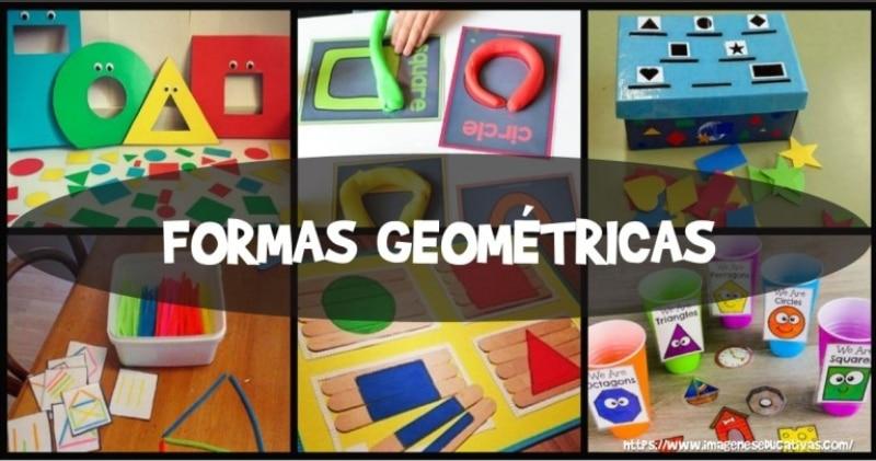 formas geométricas ideas
