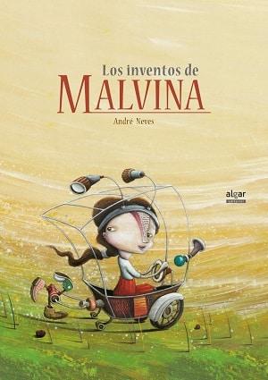 Los inventos de Malvina Álbumes ilustrados inspiradores