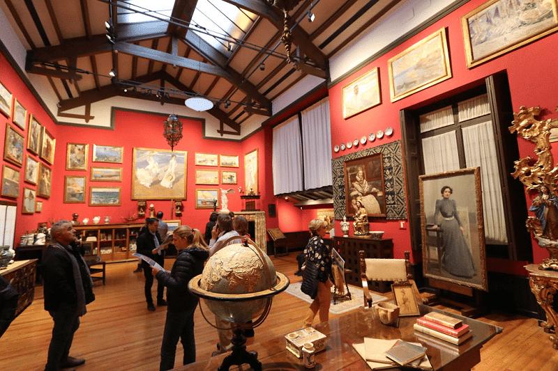 museos de arte Sorolla