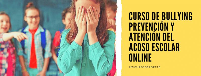 eso bullying y acoso escolar
