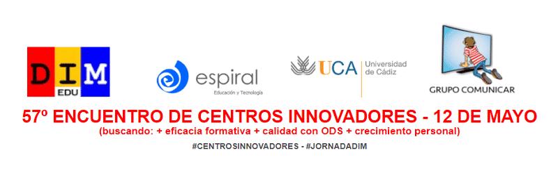 Centros innovadores Eventos online de mayo
