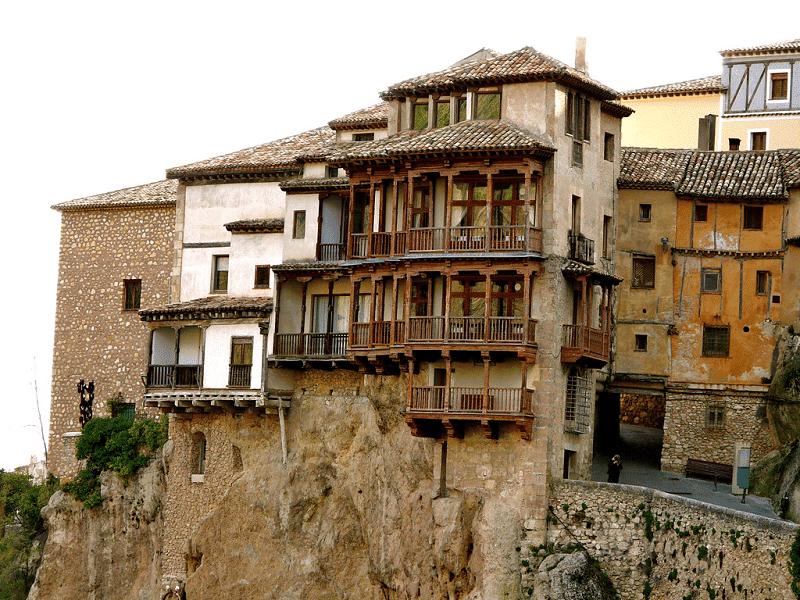 Museo de arte abstracto Cuenca