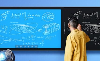 Atlantic Devices: soluciones para la formación en línea y seguridad en el aula
