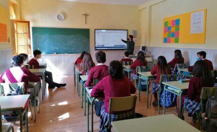 Charmex Colegio San Vicente