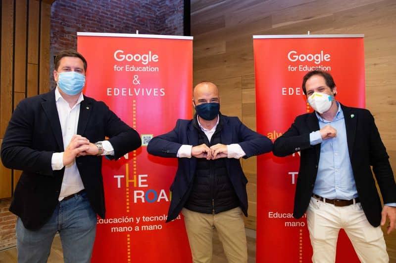 Evento Edelvives-Google