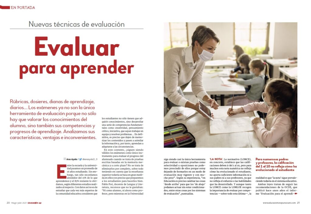 revista EDUCACIÓN 3.0 42