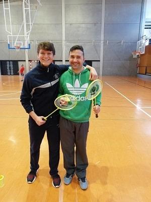 Badminton Enlazados 2.0