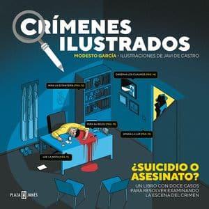 Crímenes ilustrados detectives
