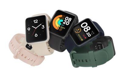 Análisis Xiaomi Mi Watch Lite